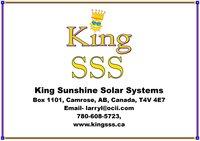 King Sunshine Solar Systems
