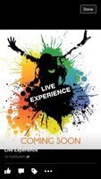 live experience entertainment