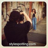 StyleSpotting