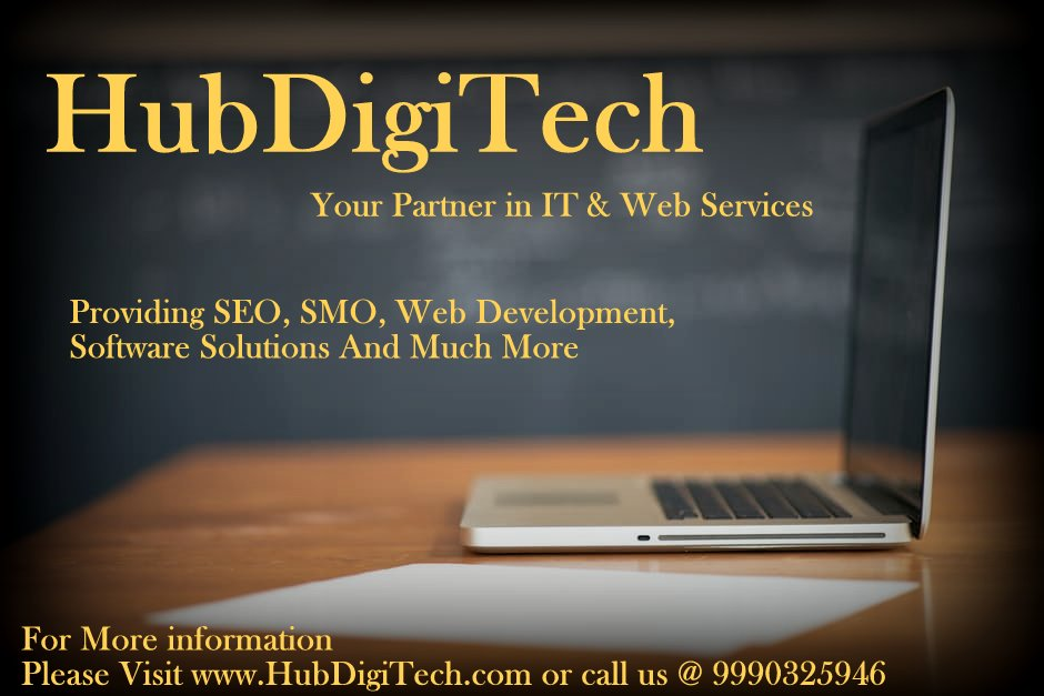 HubDigiTech Pvt Ltd
