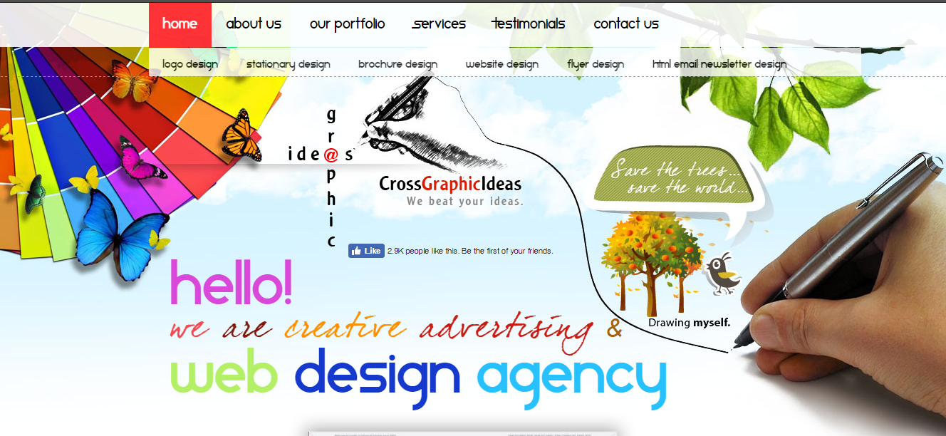 Web Development Company in Jaipur-Cross Graphic Ideas