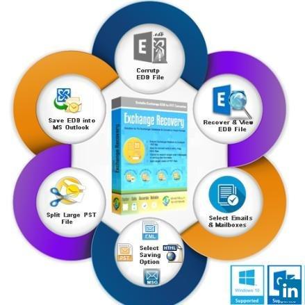 Enstella EDB to PST Software