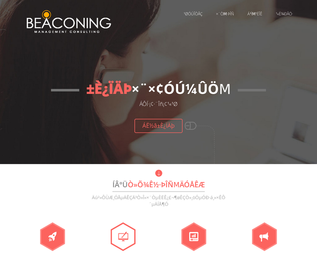 BEACONING MANAGEMENT CONSULTING