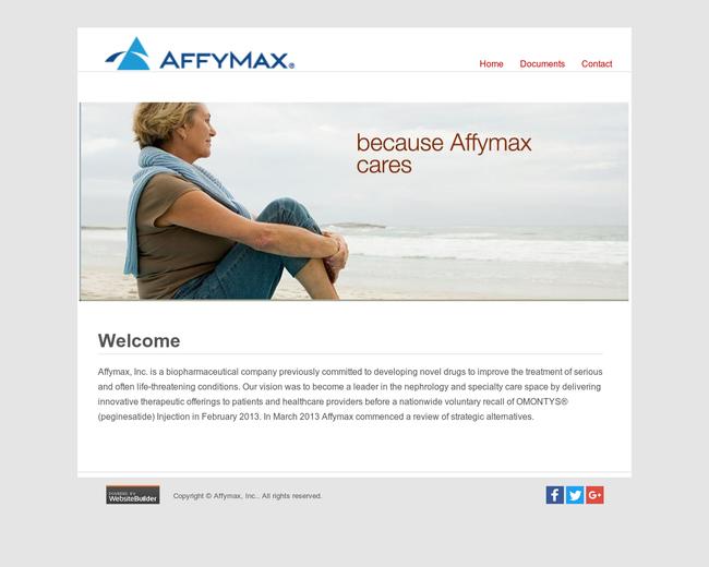 Affymax