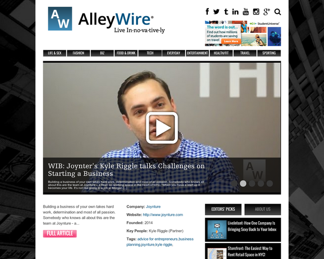 AlleyWire