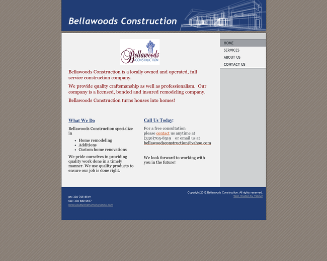Bellawoods Construction