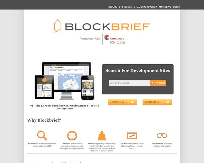 Blockbrief