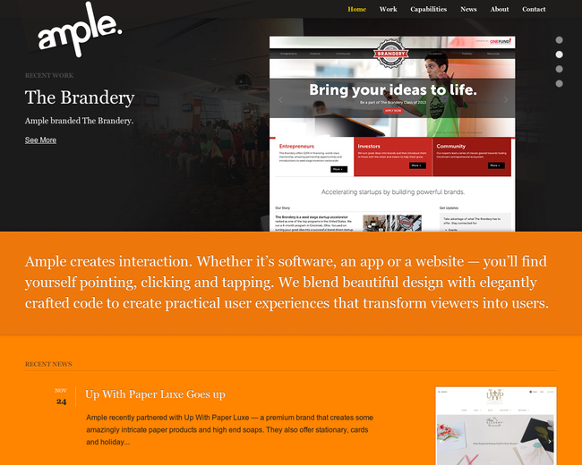 Search results for ample on iterate studio ample fandeluxe Images