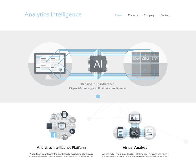 Analytics Intelligence