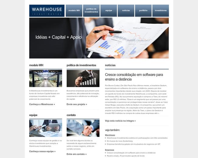 Warehouse Investimentos