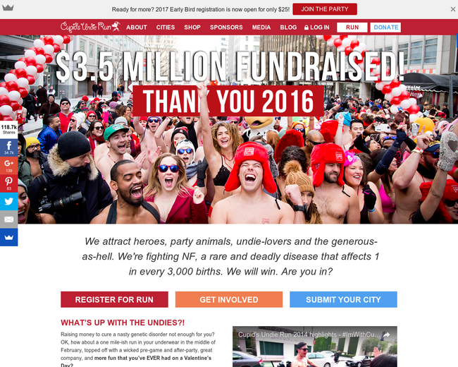 Cupid Charities