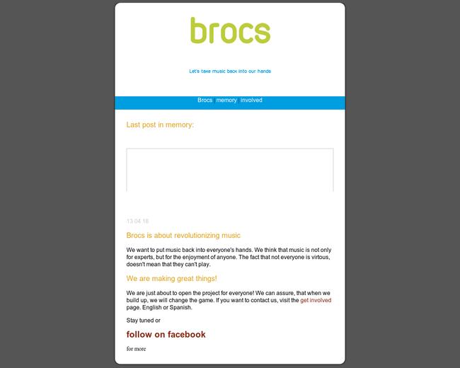 Brocs