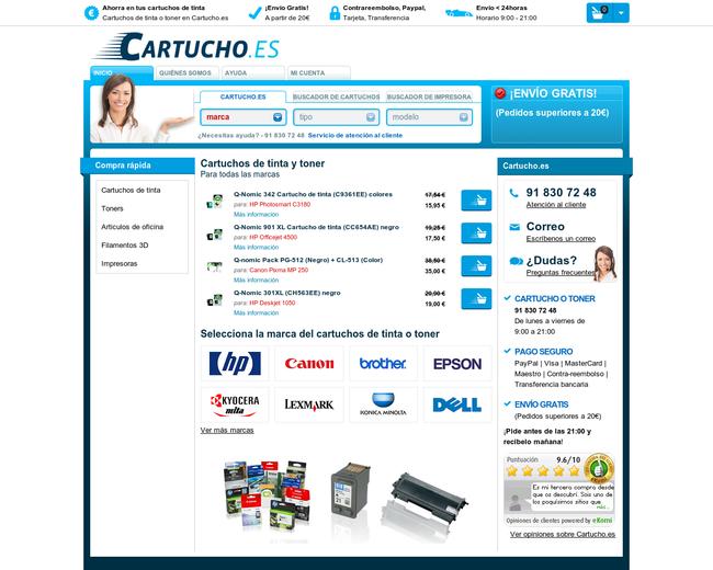 Cartucho.es