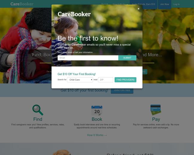 CareBooker