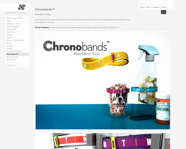 Chronobands