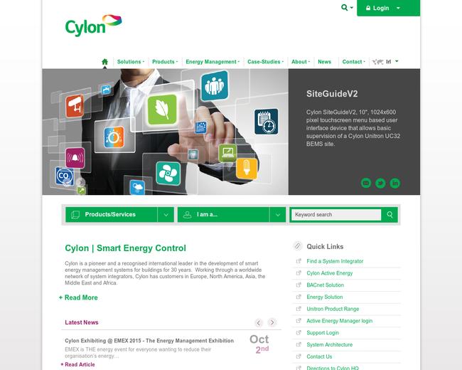 Cylon Controls