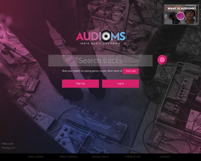 Audioms