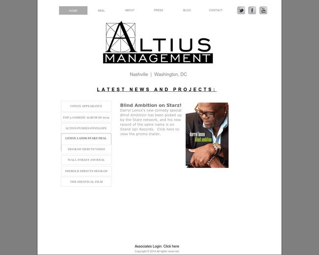 Altius Management
