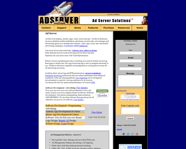 Ad Server | Ad Server Solutions