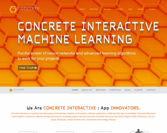 Concrete Interactive