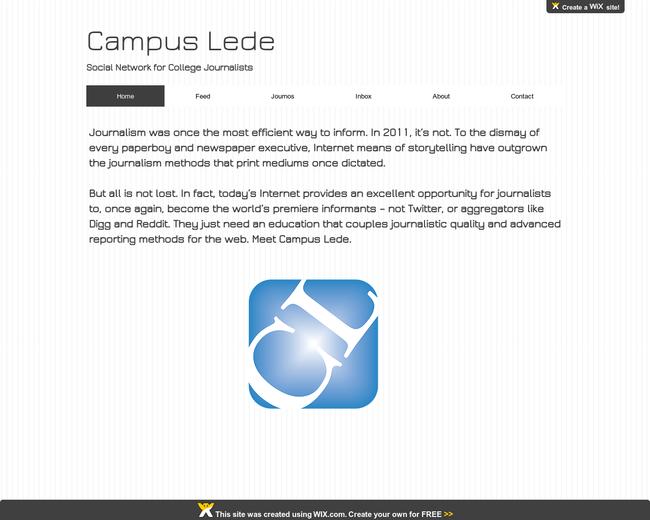Campus Lede