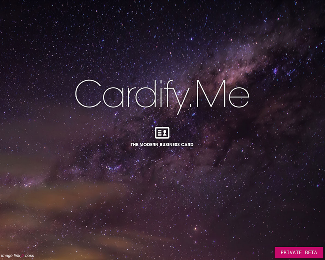 Cardify.Me