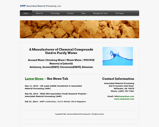 Associated Material Processing
