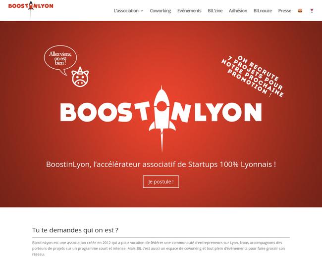 BoostInLyon