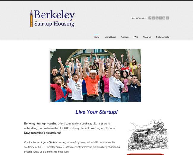 Berkeley Startup Housing