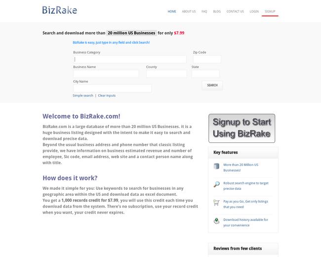 BizRake