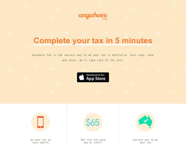 Anywhere Tax