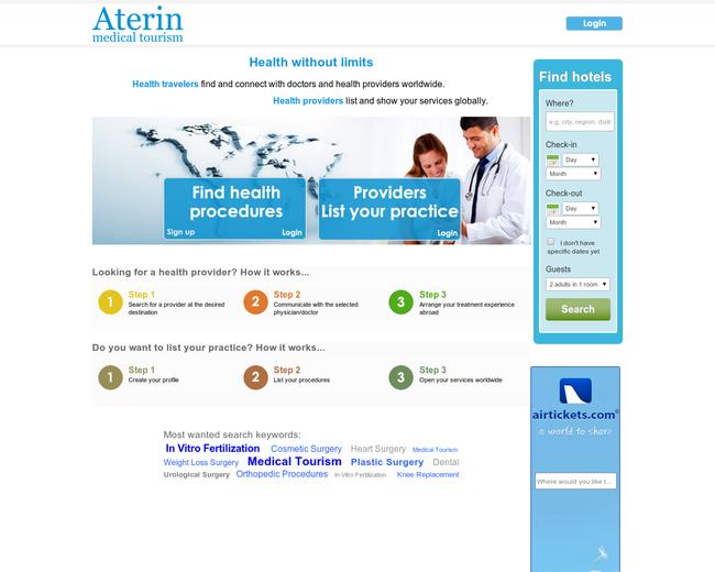 Aterin - Medical Tourism