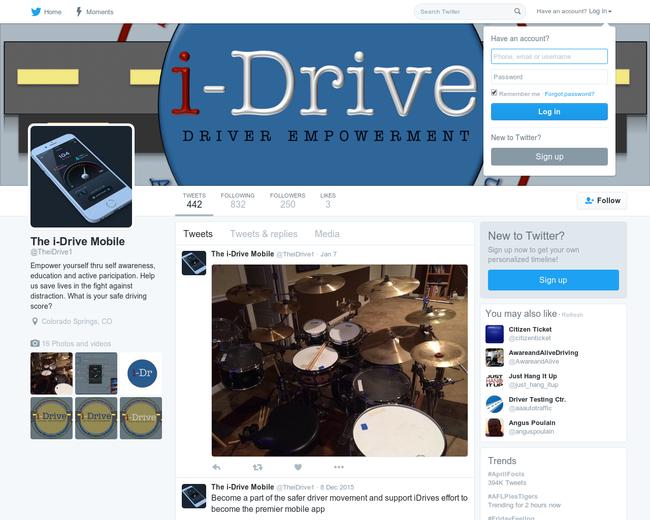 i-Drive Mobile Technologies