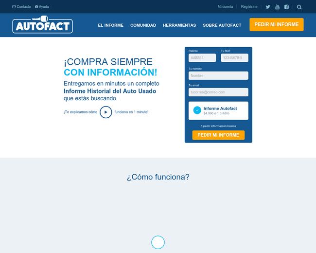 Autofact Chile SpA