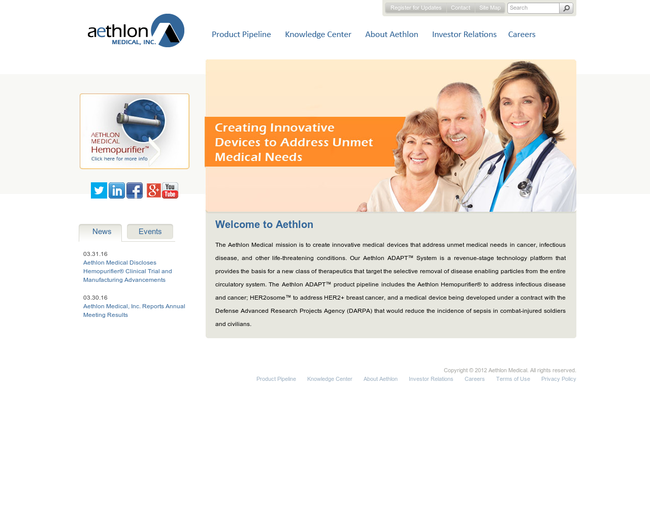 Aethlon Medical