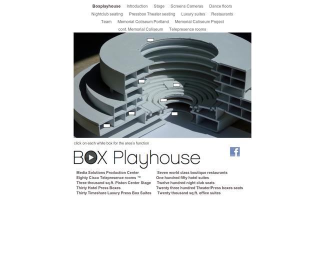 BOXPlayhouse