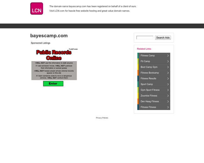 BayesCamp