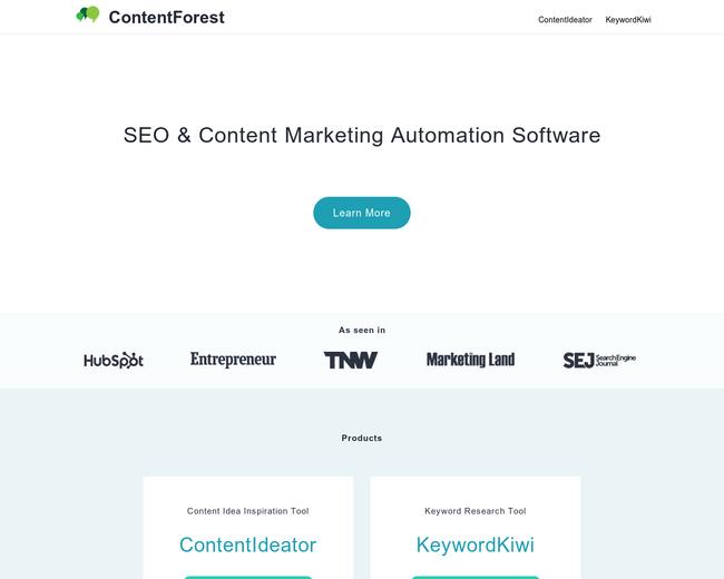 ContentForest