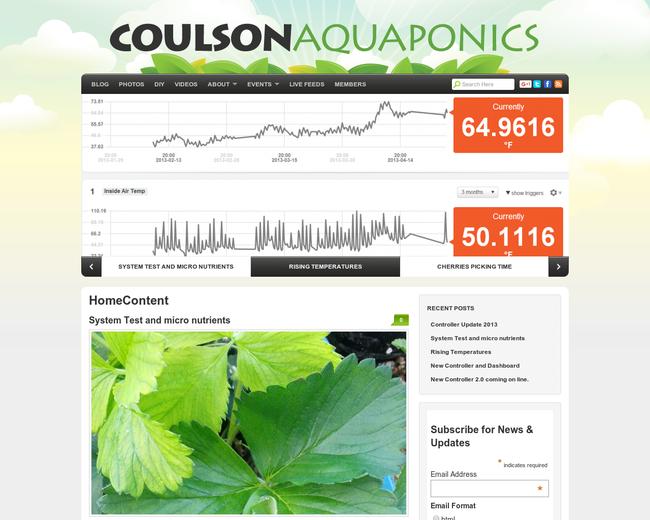 Coulson Aquaponics