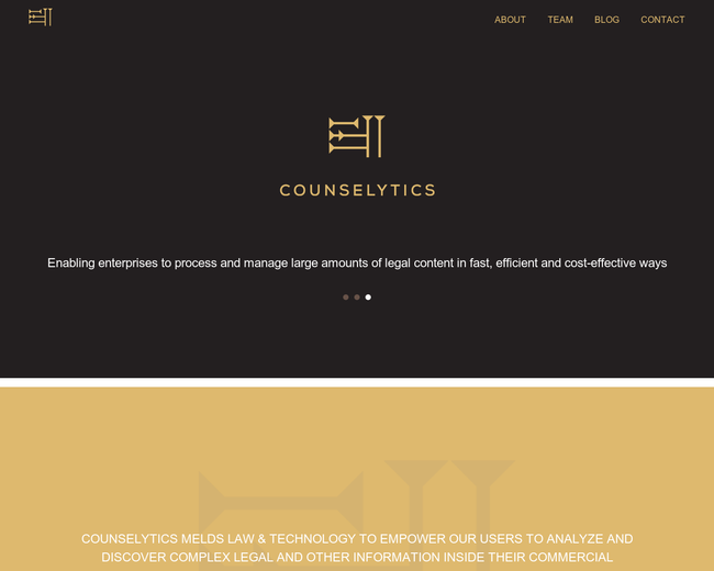Counselytics
