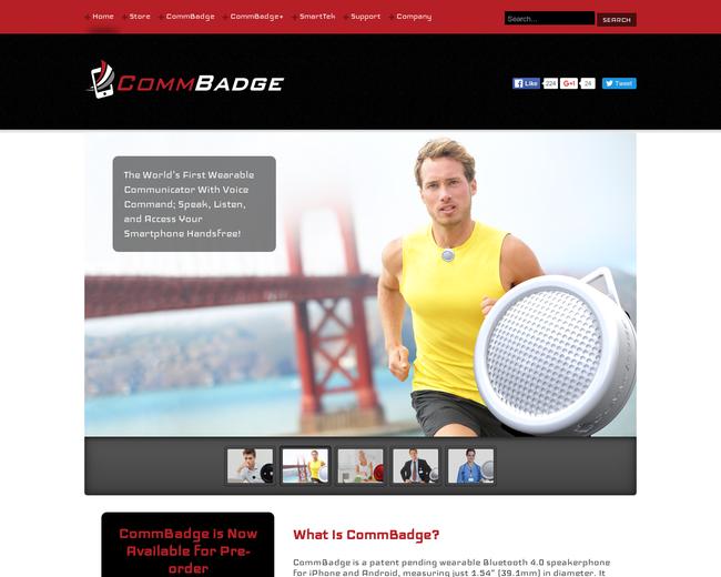 CommBadge Technologies