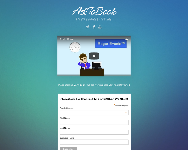 AskToBook