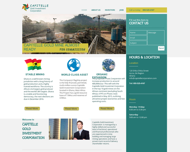 Capitelle Investment Company