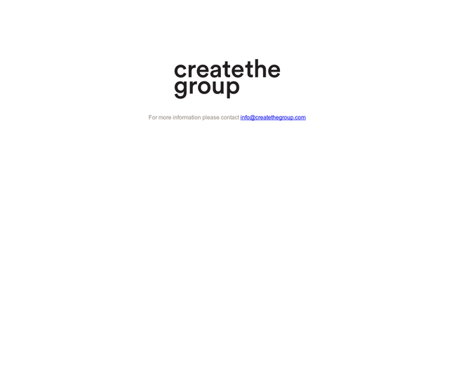 Createthe Group