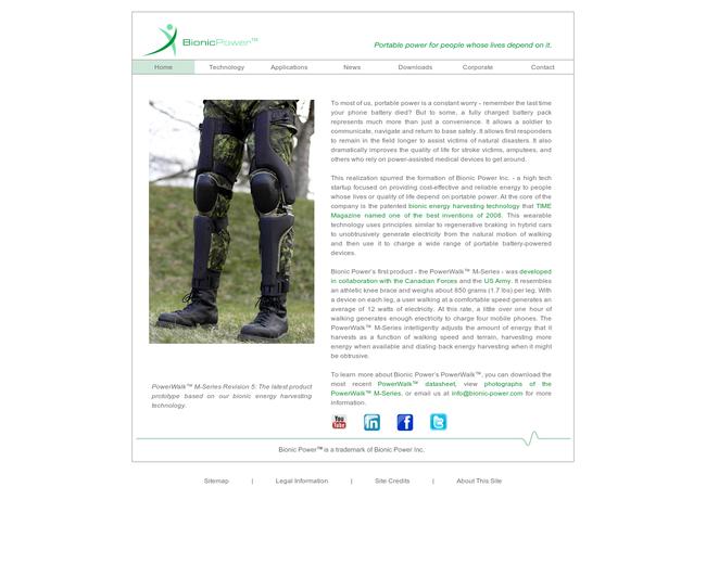 Bionic Power