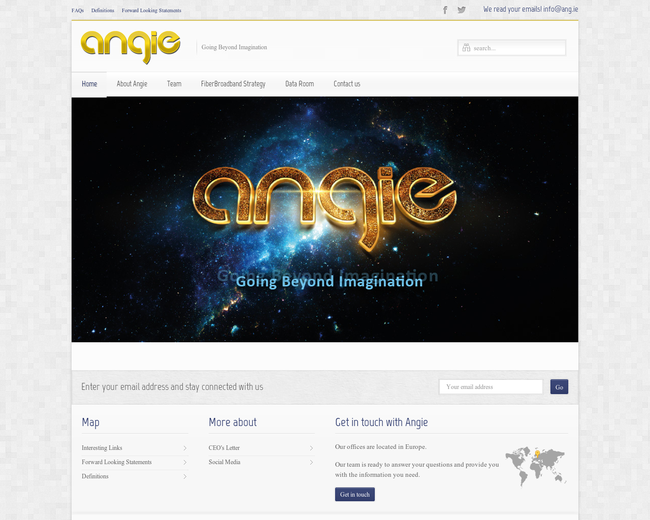 Angie Communications UK