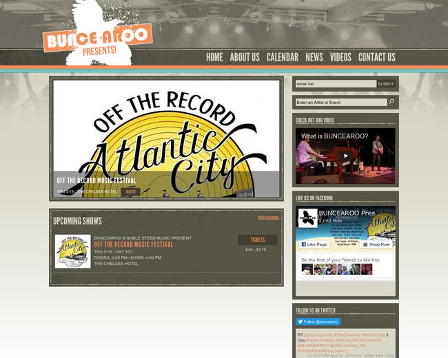 BUNCEAROO (Music & Art Gallery)
