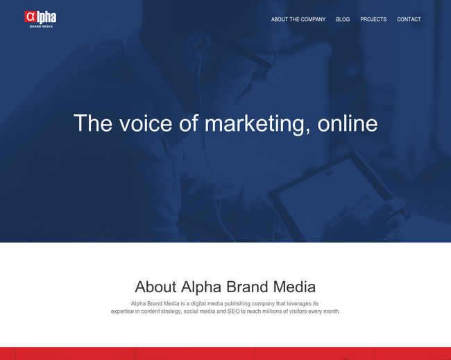 Alpha Brand Media