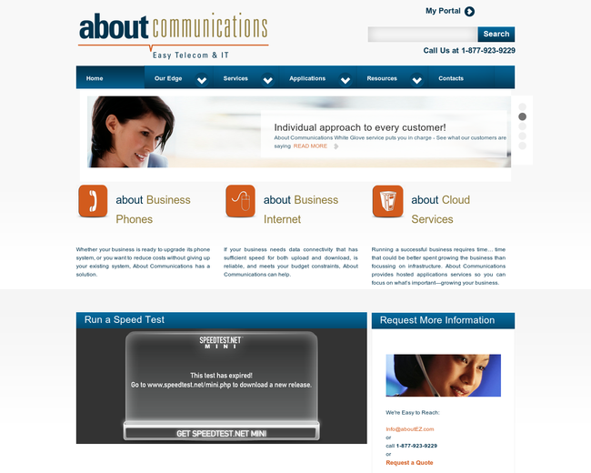 About Communications