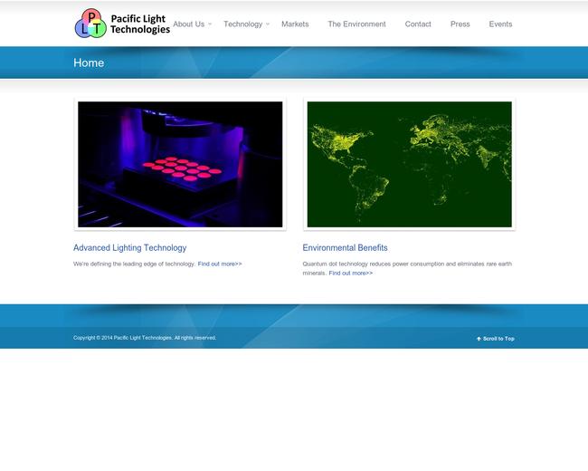 Pacific Light Technologies